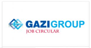 Gazi Group Job Circular 2018