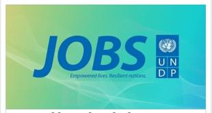 UNDP Job Circular 2018