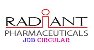 Radiant Pharmaceuticals Job Circular 2020